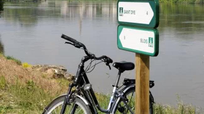 Parcours vélo dans le Loir-et-Cher
