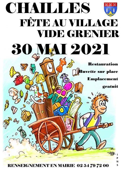 AFFICHES FETE AU VILLAGE 30 MAI 2021 def au 30 mars 2021