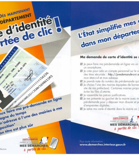 Obtenir une carte d'identité ou un passeport